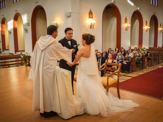 El matrimonio de Rodrigo y Alejandra en Santiago, Santiago 8