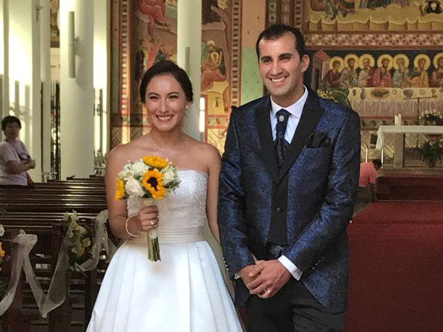 El matrimonio de Claudia  y Juan Pablo