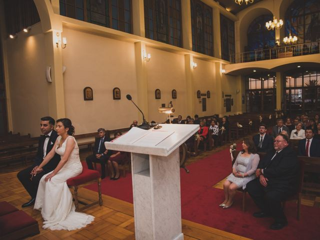 El matrimonio de Paula y Alejandro