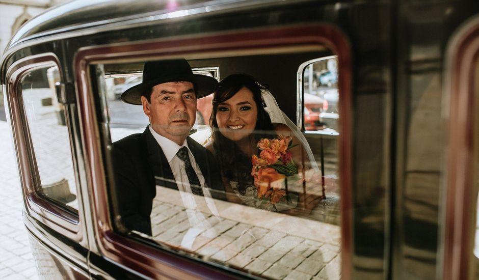 El matrimonio de Cristóbal y Cote en Santiago, Santiago