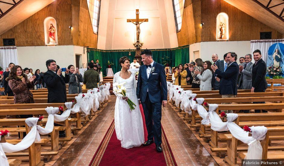 El matrimonio de Pamela y Jorge en Puerto Montt, Llanquihue