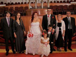 El matrimonio de Valentina y Mauricio 3