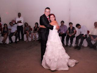 El matrimonio de Valentina y Mauricio