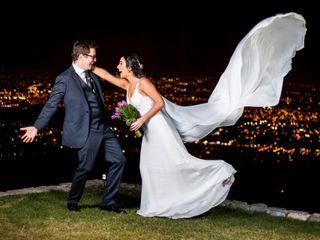 El matrimonio de Rosario y Benjamin