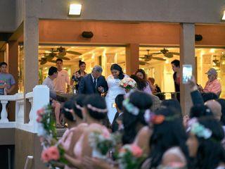 El matrimonio de Camila y Fernando 3