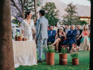 El matrimonio de Francisca y Salvador