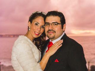 El matrimonio de Javiera y Max