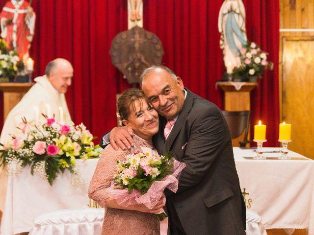 El matrimonio de Ida y Gregorio
