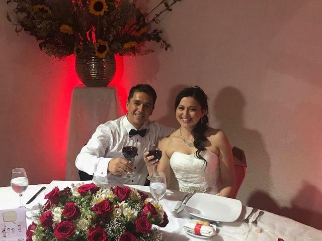 El matrimonio de Pilar y Víctor