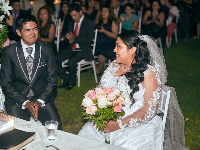 El matrimonio de Camila y Fernando