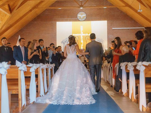 El matrimonio de Felipe  y Francisca en Maipú, Santiago 9