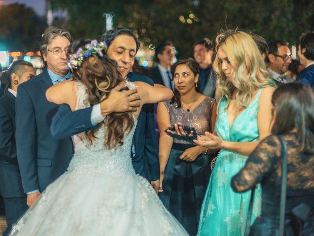El matrimonio de Felipe  y Francisca en Maipú, Santiago 10