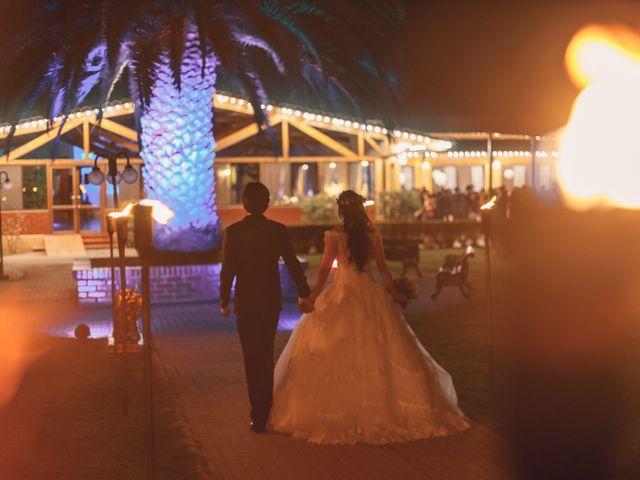 El matrimonio de Francisca y Felipe