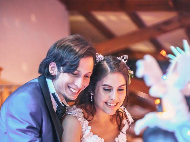 El matrimonio de Felipe  y Francisca en Maipú, Santiago 17