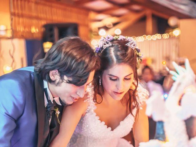 El matrimonio de Felipe  y Francisca en Maipú, Santiago 18