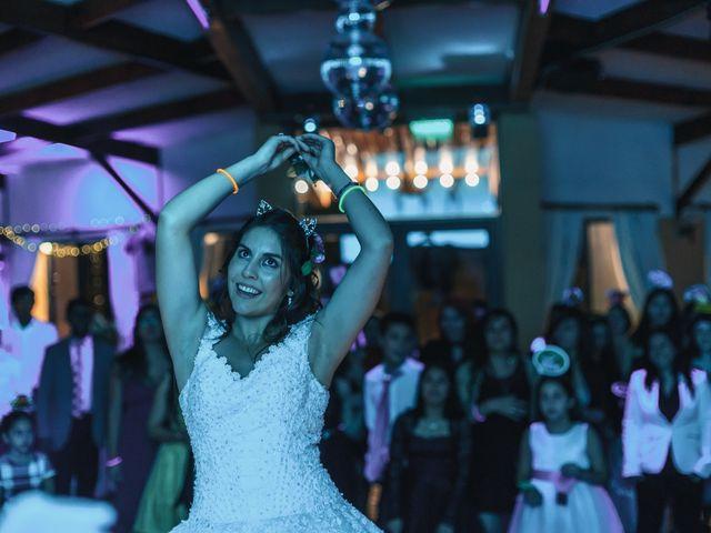 El matrimonio de Felipe  y Francisca en Maipú, Santiago 19