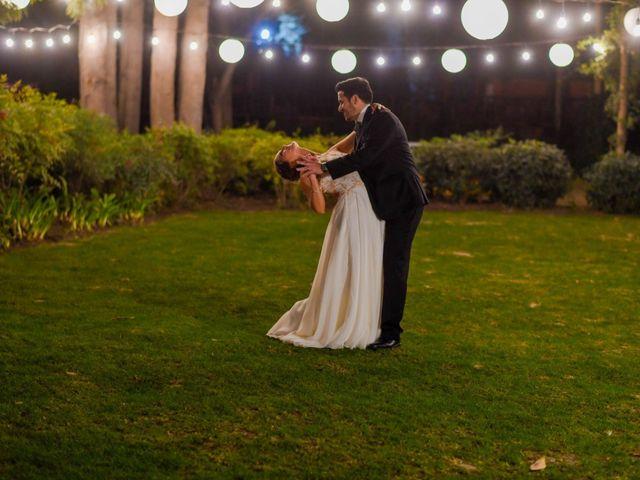 El matrimonio de Berni y Daniel