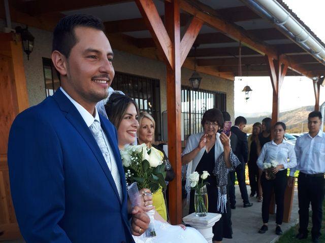 El matrimonio de arlett y pablo