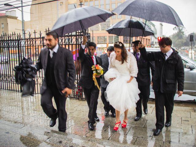 El matrimonio de Max y Javiera en Olmué, Quillota 8