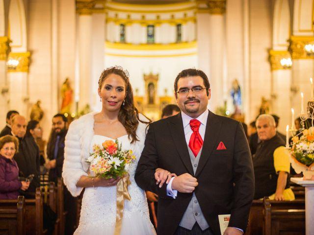 El matrimonio de Max y Javiera en Olmué, Quillota 10