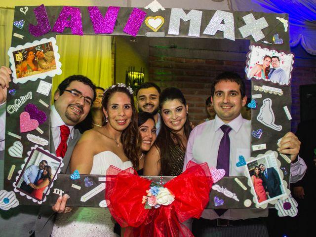 El matrimonio de Max y Javiera en Olmué, Quillota 20