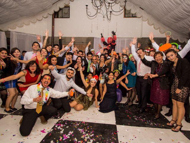 El matrimonio de Max y Javiera en Olmué, Quillota 26