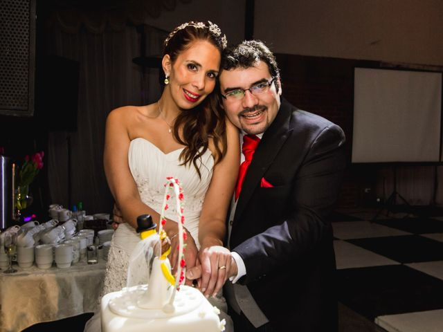 El matrimonio de Max y Javiera en Olmué, Quillota 35