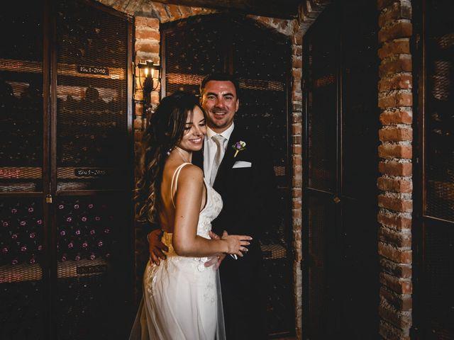 El matrimonio de Rodrigo y Carolina