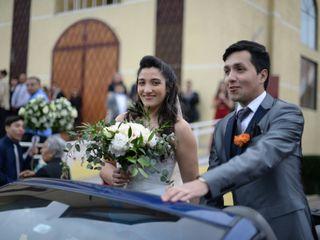 El matrimonio de María Paz  y Felipe Esteban