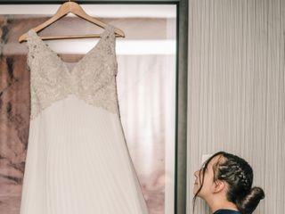 El matrimonio de Silvia  y Osvaldo 1