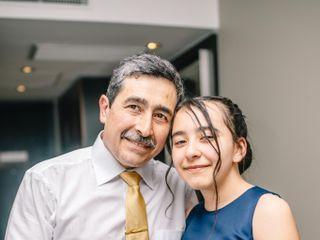 El matrimonio de Silvia  y Osvaldo 2