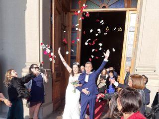 El matrimonio de Álvaro y Paola 1