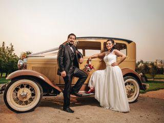 El matrimonio de Francisca y Marcos