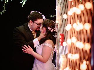 El matrimonio de Luis y Valeria 1