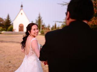 El matrimonio de Luis y Valeria 2
