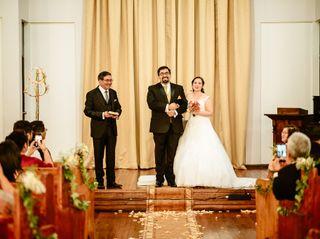 El matrimonio de Luis y Valeria