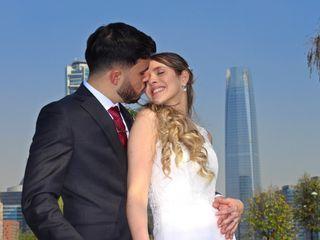 El matrimonio de Lisandra y Daniel