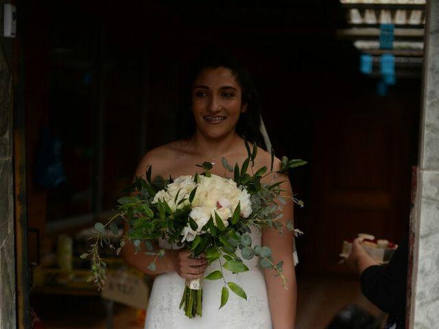 El matrimonio de Felipe Esteban  y María Paz  en San Bernardo, Maipo 8