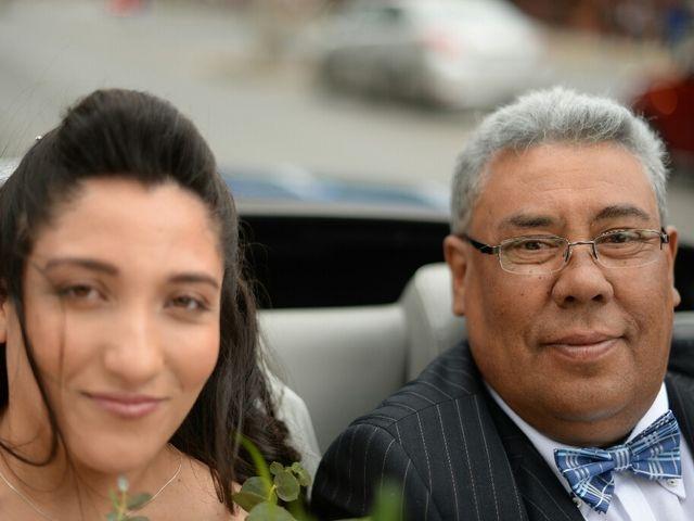 El matrimonio de Felipe Esteban  y María Paz  en San Bernardo, Maipo 11