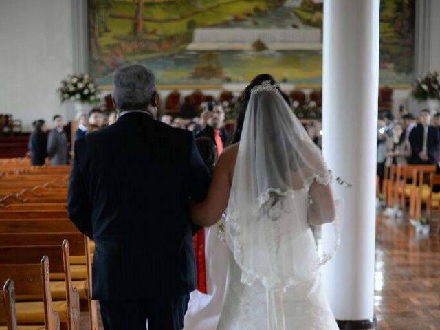 El matrimonio de Felipe Esteban  y María Paz  en San Bernardo, Maipo 14