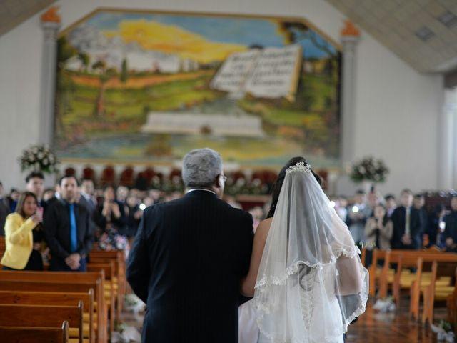 El matrimonio de Felipe Esteban  y María Paz  en San Bernardo, Maipo 15