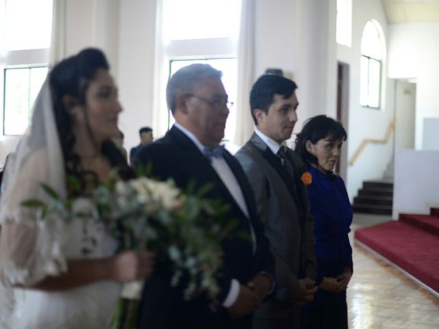 El matrimonio de Felipe Esteban  y María Paz  en San Bernardo, Maipo 16