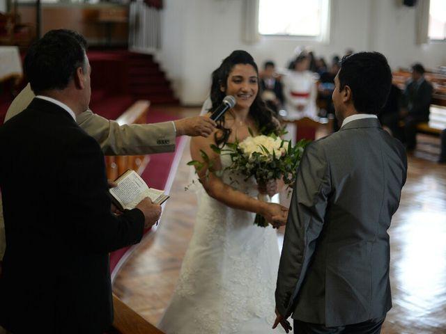 El matrimonio de Felipe Esteban  y María Paz  en San Bernardo, Maipo 20