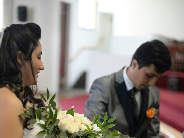El matrimonio de Felipe Esteban  y María Paz  en San Bernardo, Maipo 21