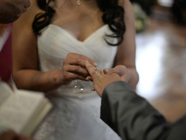 El matrimonio de Felipe Esteban  y María Paz  en San Bernardo, Maipo 22