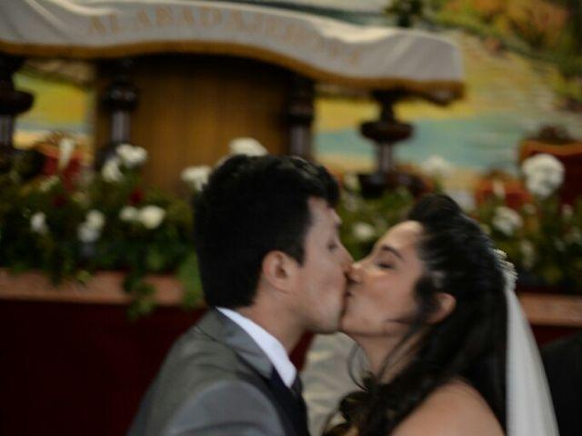 El matrimonio de Felipe Esteban  y María Paz  en San Bernardo, Maipo 24