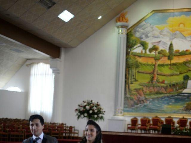 El matrimonio de Felipe Esteban  y María Paz  en San Bernardo, Maipo 25