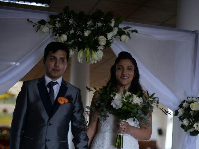 El matrimonio de Felipe Esteban  y María Paz  en San Bernardo, Maipo 26