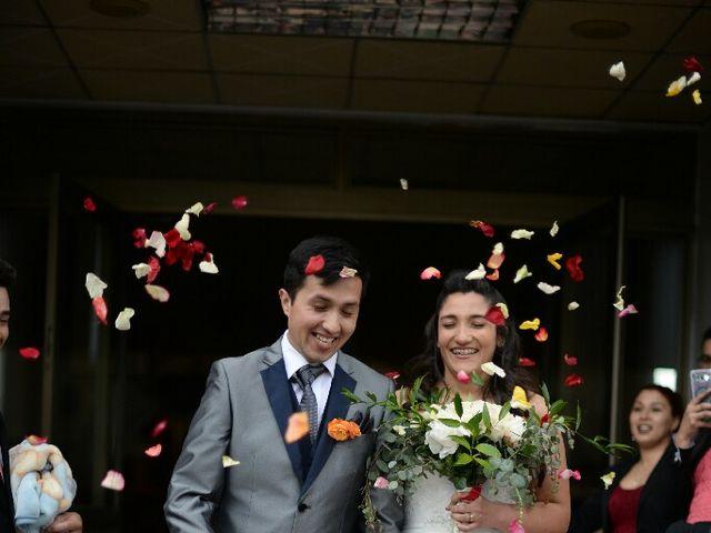 El matrimonio de Felipe Esteban  y María Paz  en San Bernardo, Maipo 27