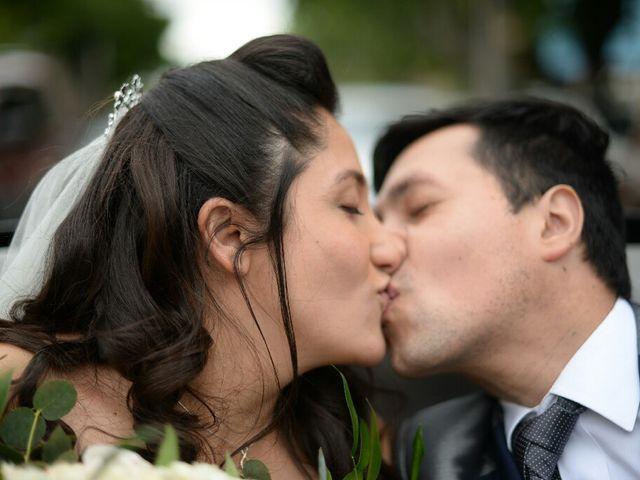 El matrimonio de Felipe Esteban  y María Paz  en San Bernardo, Maipo 29
